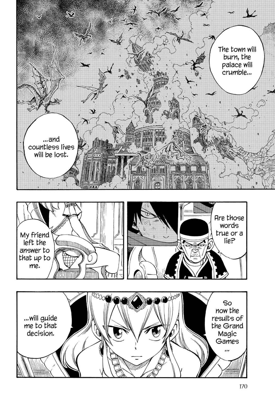 Fairy Tail Chapter 316 Page 19