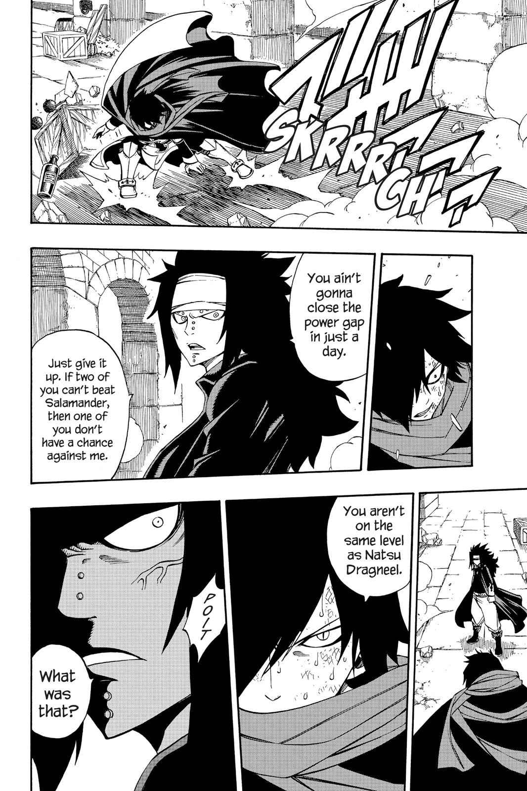 Fairy Tail Chapter 316 Page 8
