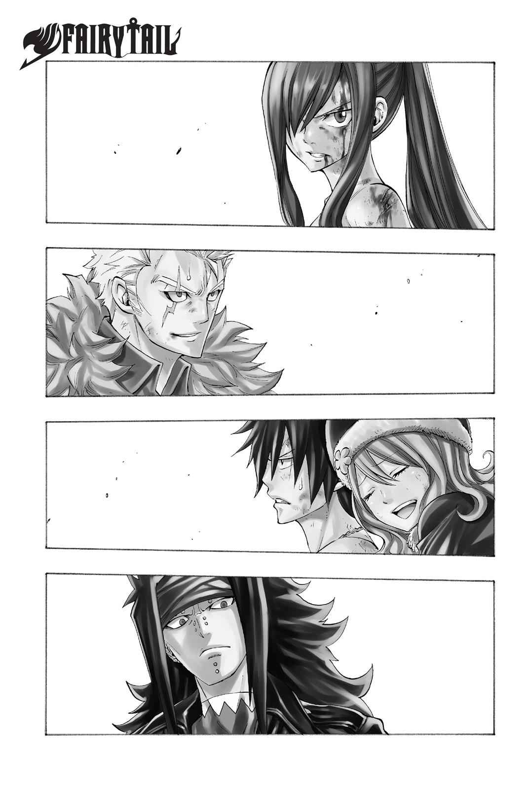 Fairy Tail Chapter 317 Page 1