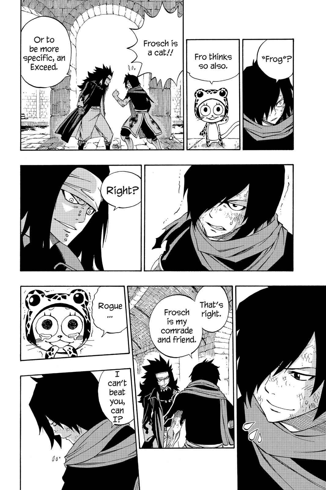 Fairy Tail Chapter 317 Page 20