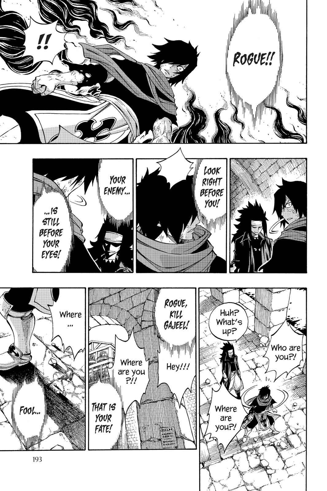 Fairy Tail Chapter 317 Page 21