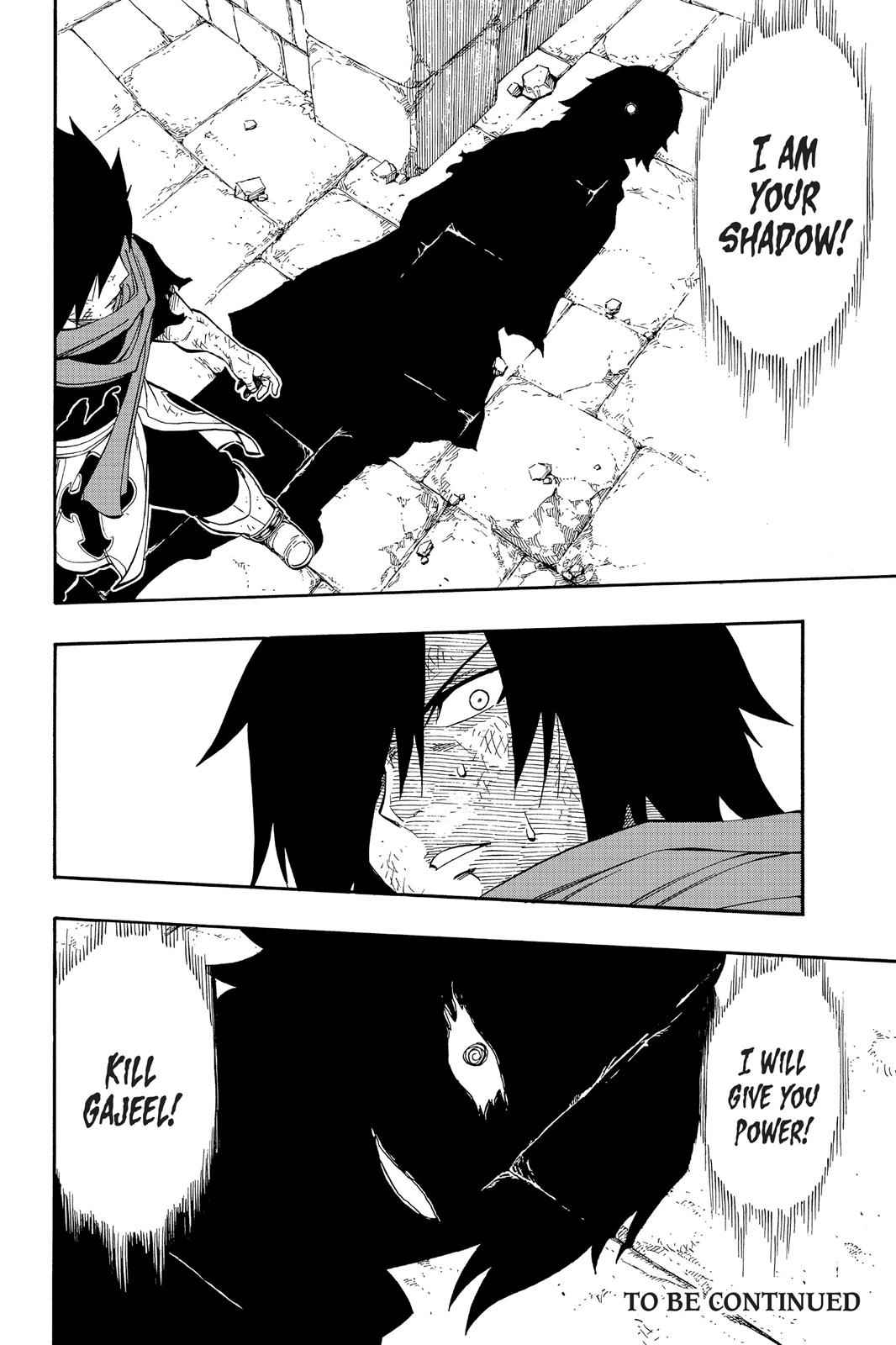 Fairy Tail Chapter 317 Page 22