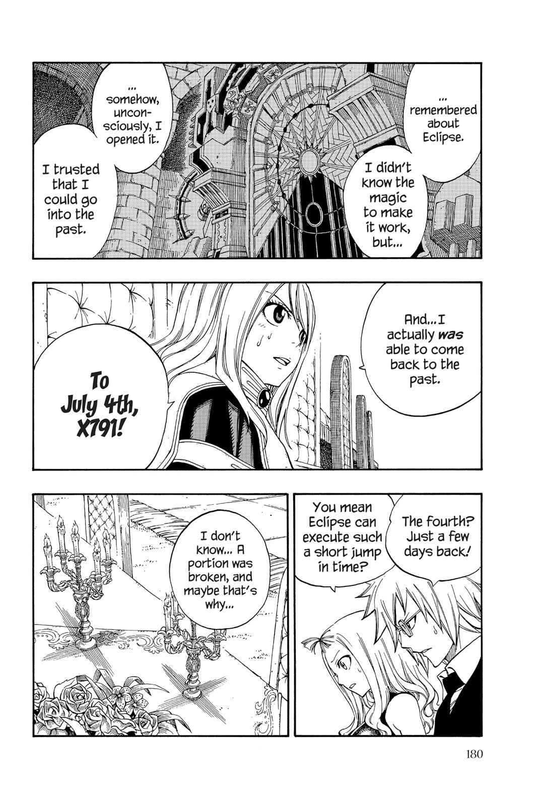 Fairy Tail Chapter 317 Page 9