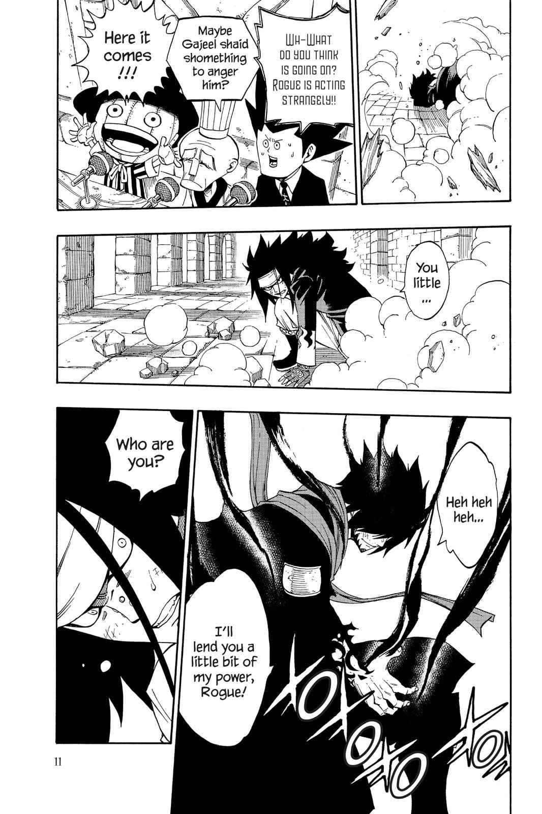 Fairy Tail Chapter 318 Page 13