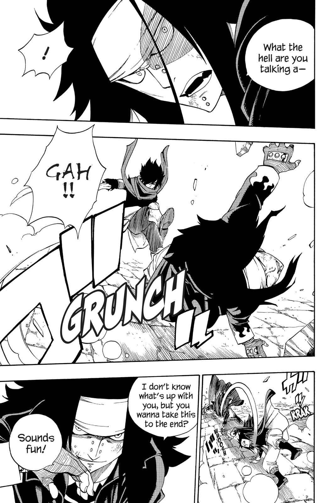 Fairy Tail Chapter 318 Page 15