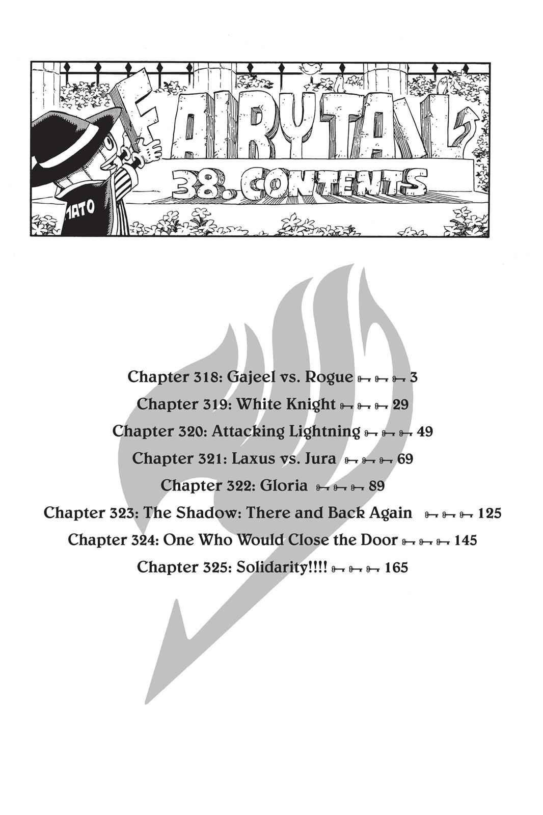 Fairy Tail Chapter 318 Page 4