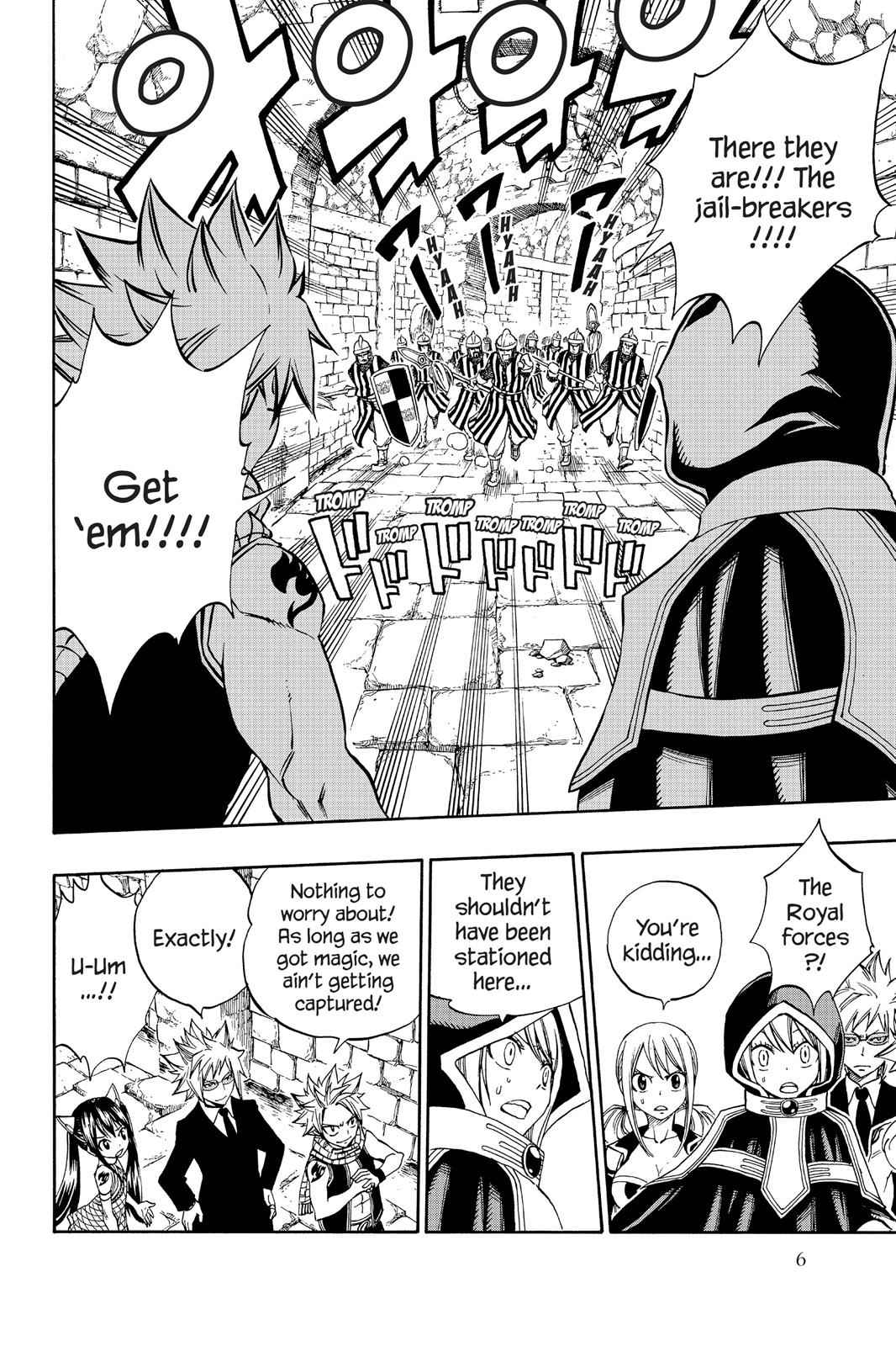 Fairy Tail Chapter 318 Page 8