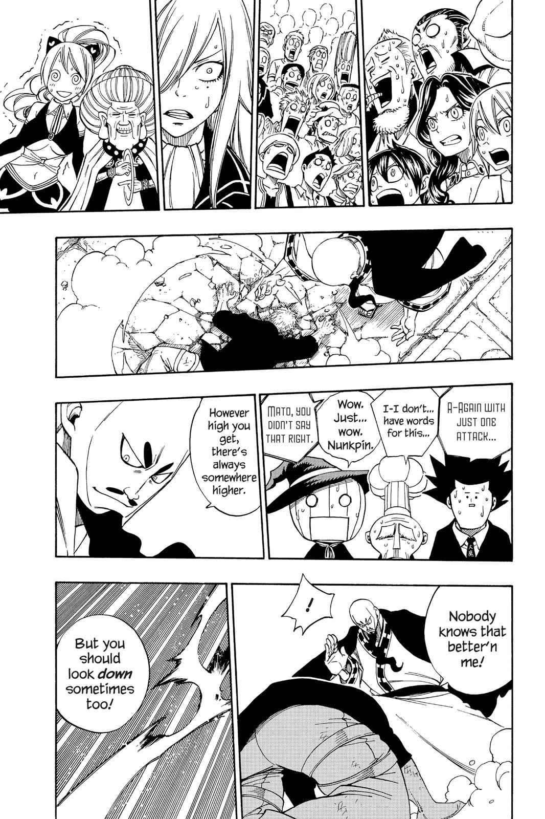 Fairy Tail Chapter 320 Page 18