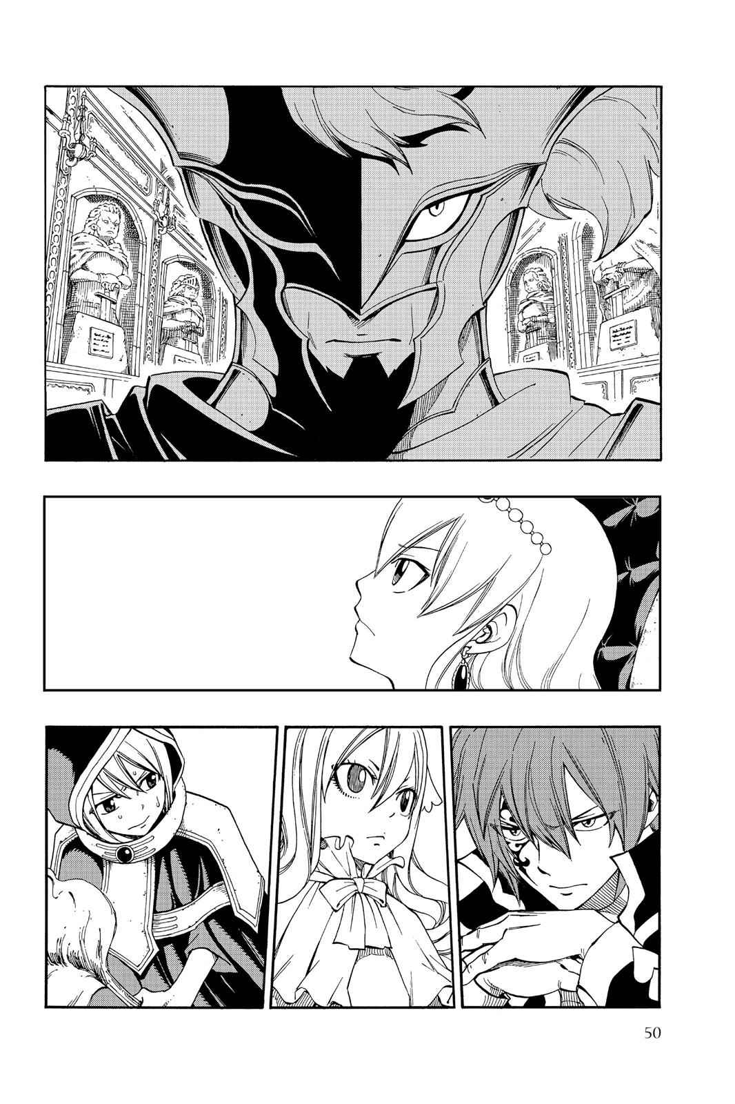 Fairy Tail Chapter 320 Page 2