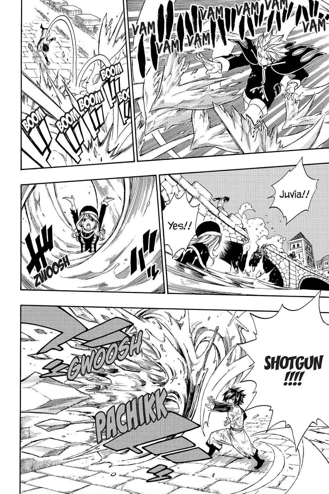Fairy Tail Chapter 320 Page 6