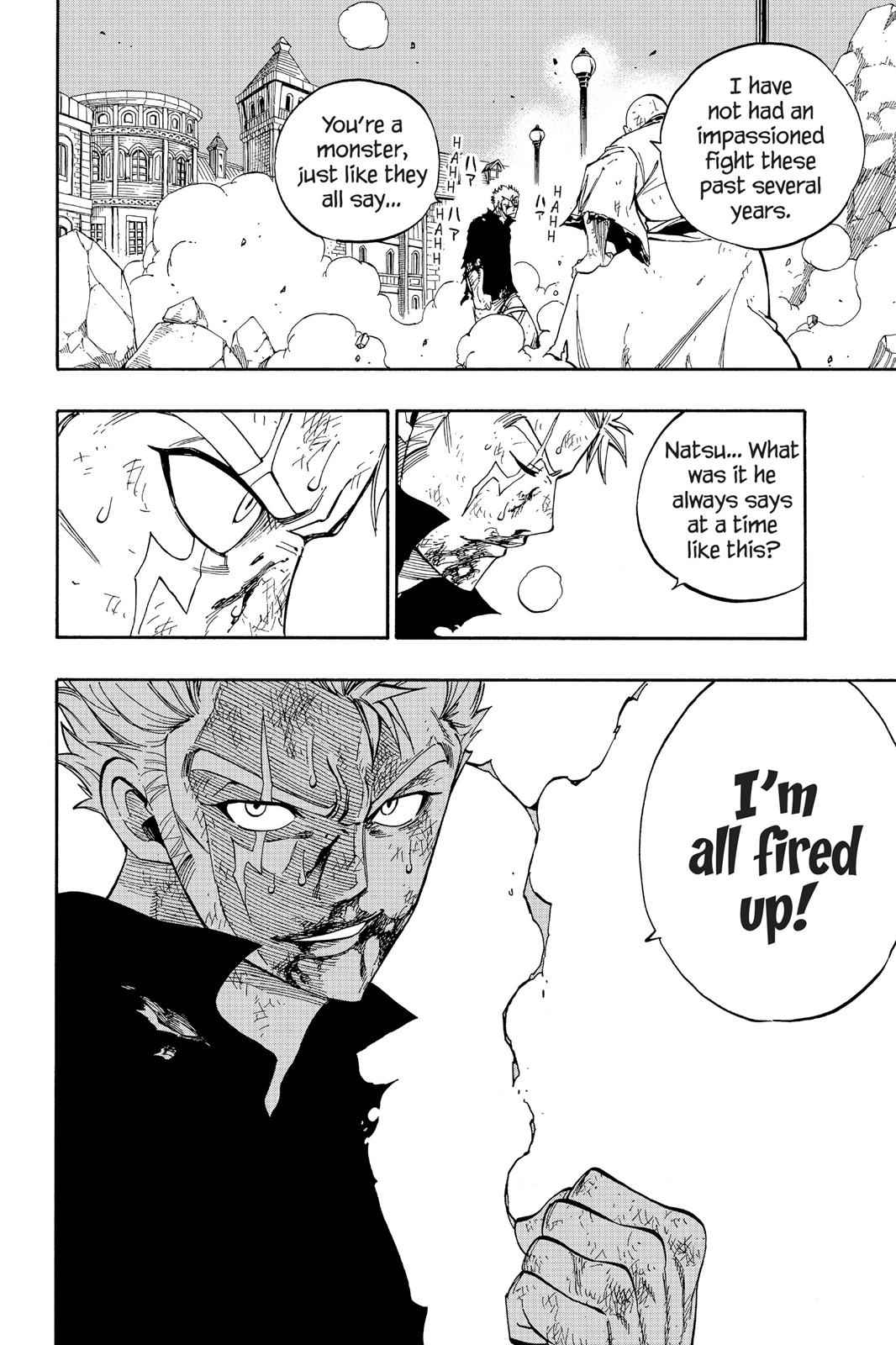 Fairy Tail Chapter 321 Page 8