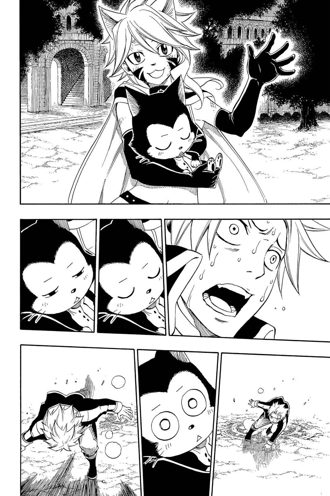 Fairy Tail Chapter 322 Page 26