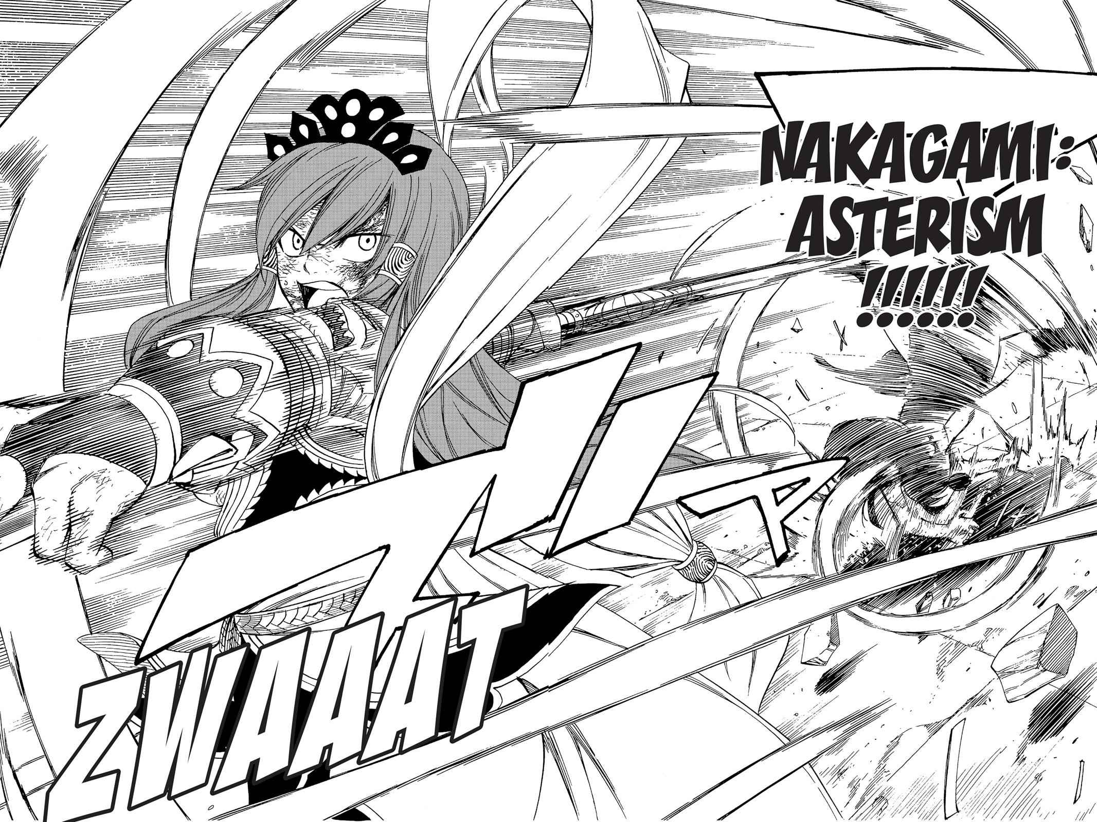 Fairy Tail Chapter 322 Page 9
