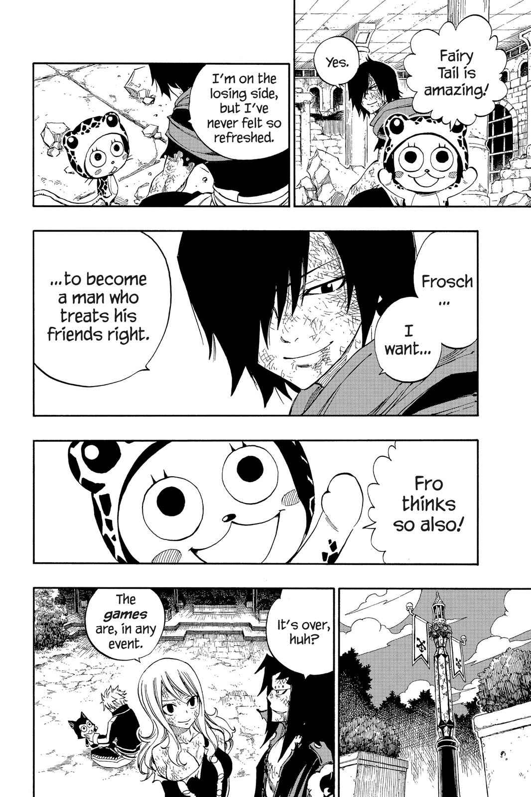 Fairy Tail Chapter 323 Page 4