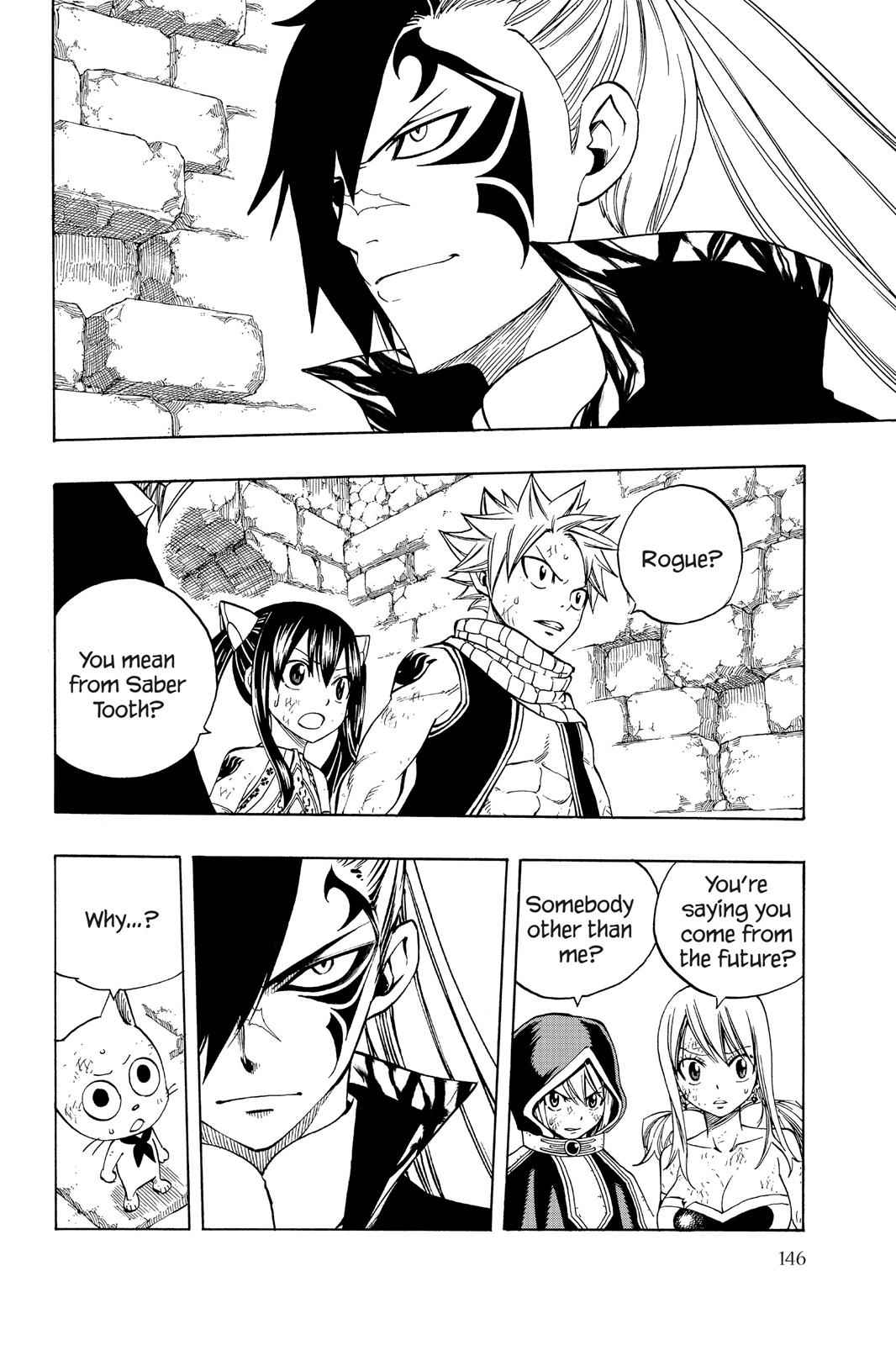 Fairy Tail Chapter 324 Page 2
