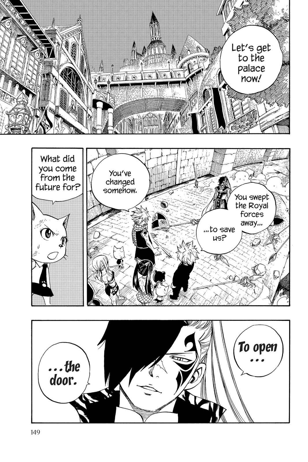 Fairy Tail Chapter 324 Page 5