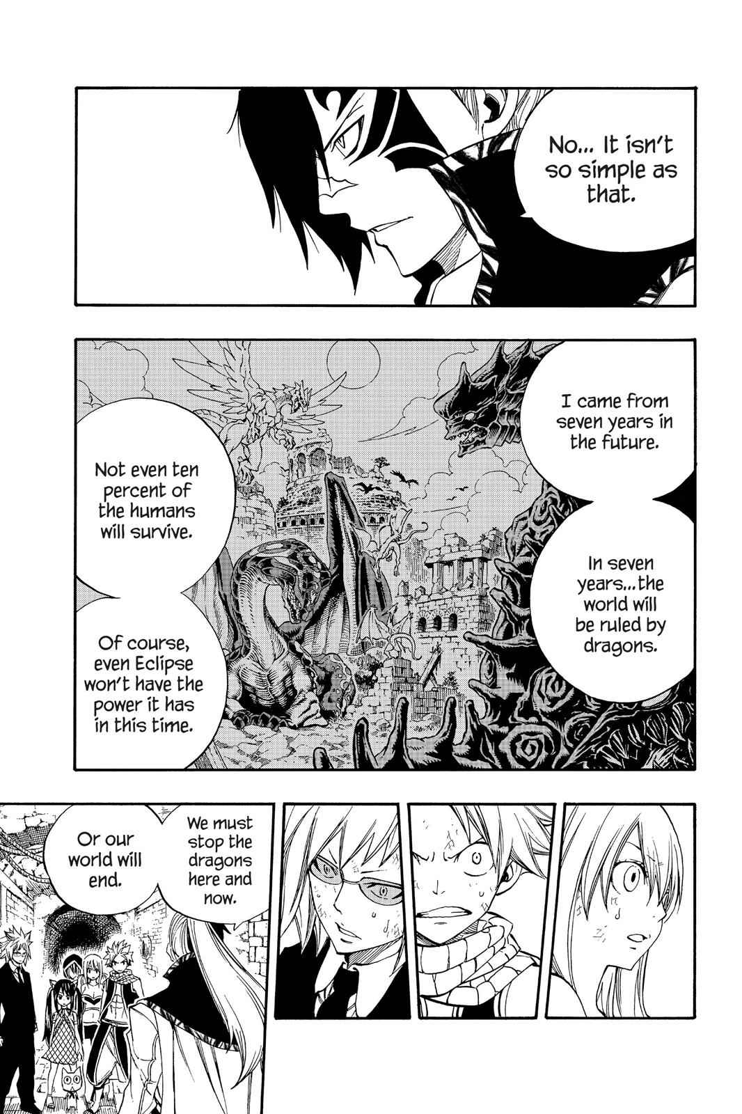 Fairy Tail Chapter 324 Page 7