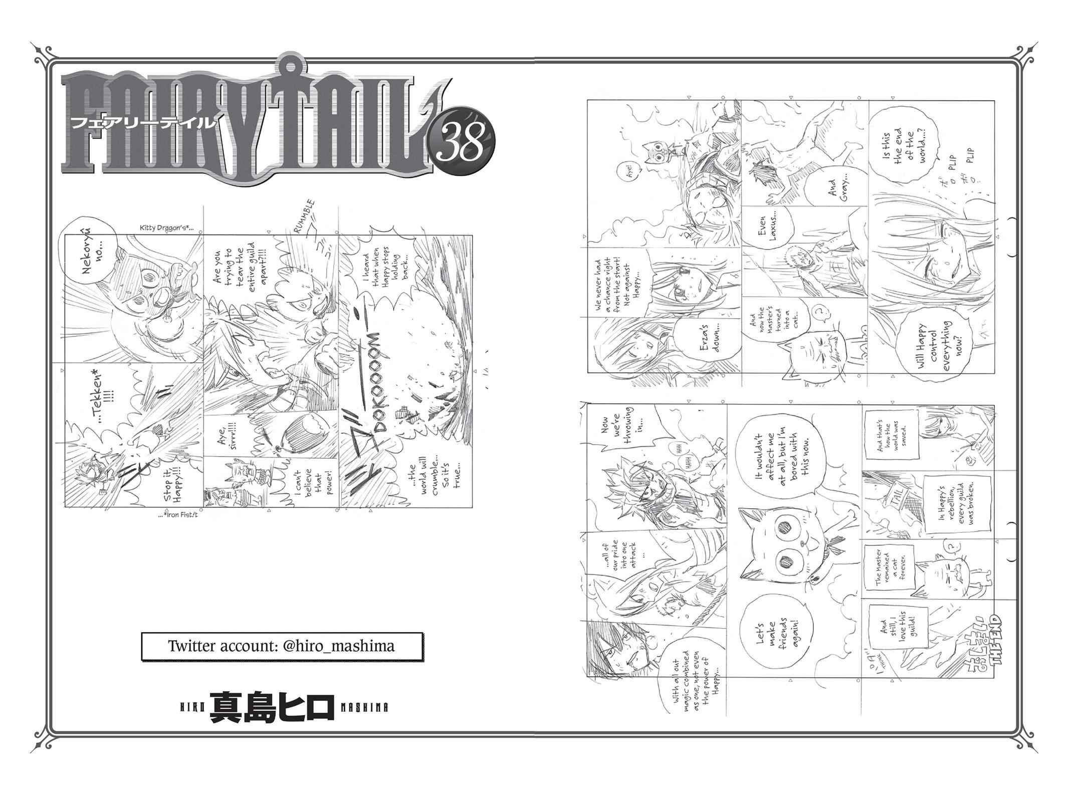 Fairy Tail Chapter 325 Page 25