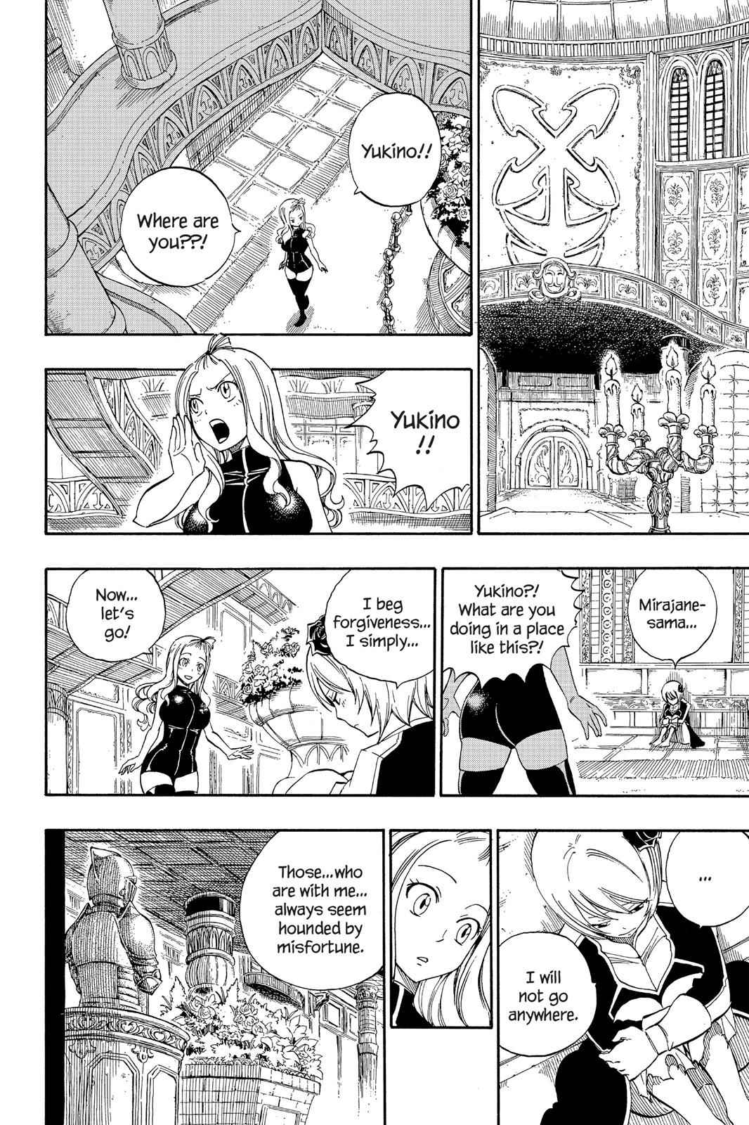 Fairy Tail Chapter 325 Page 6