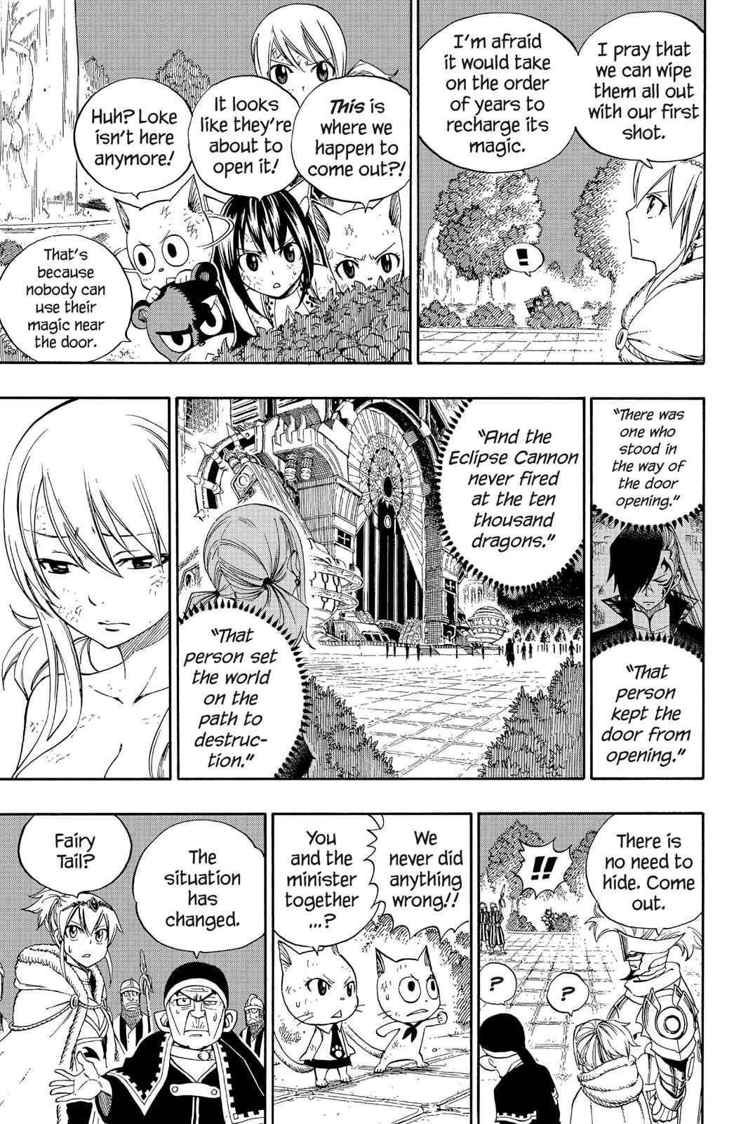 Fairy Tail Chapter 325 Page 9
