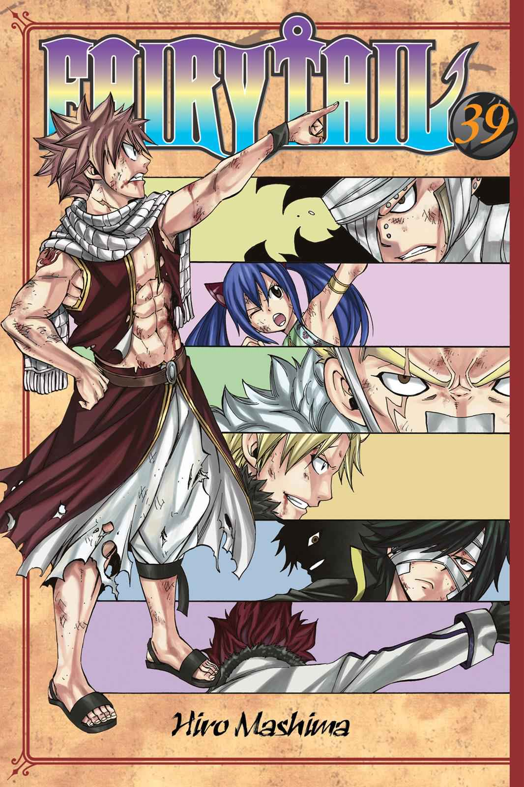 Fairy Tail Chapter 326 Page 1