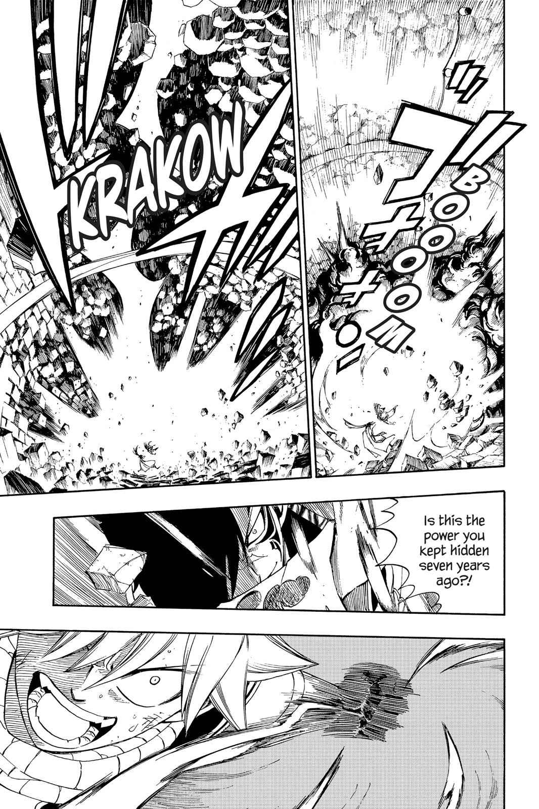 Fairy Tail Chapter 326 Page 13