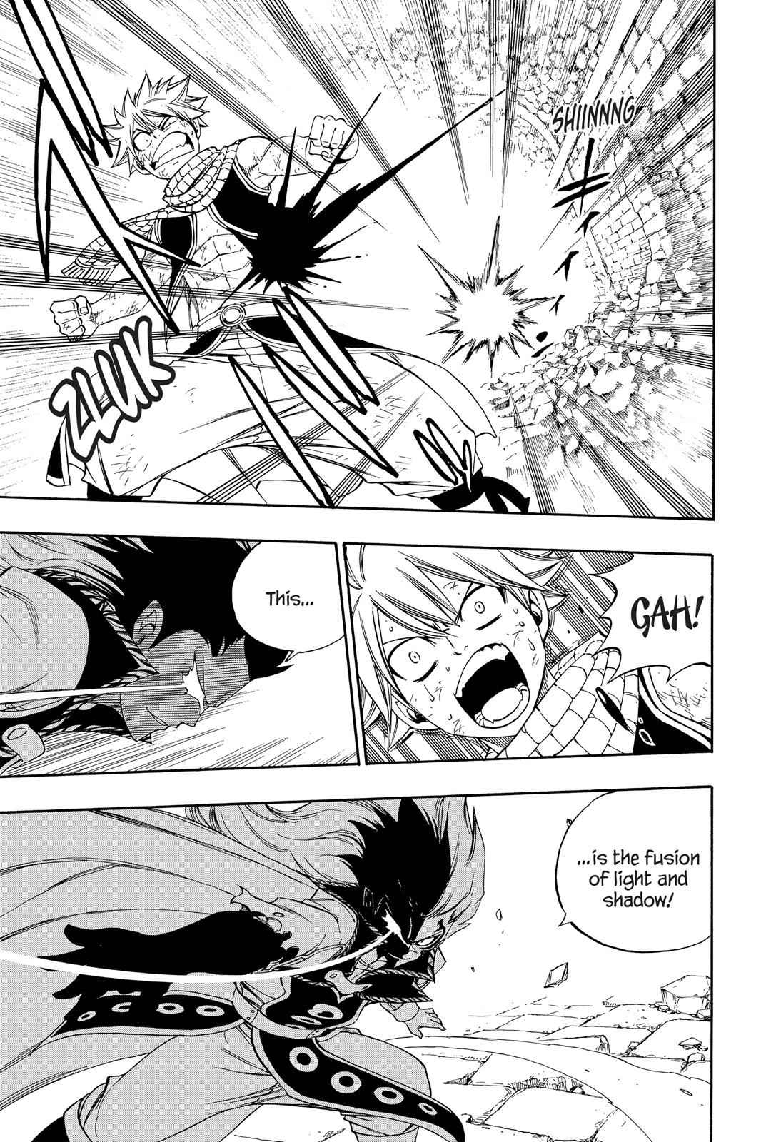 Fairy Tail Chapter 326 Page 15