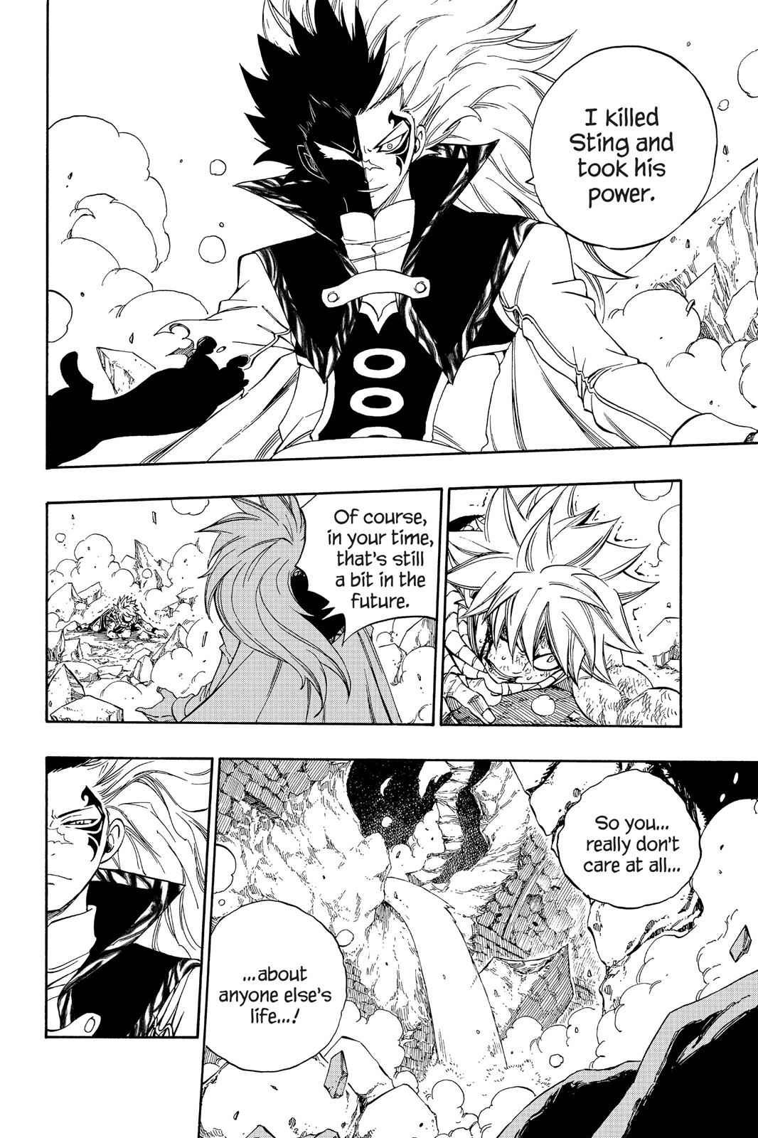 Fairy Tail Chapter 326 Page 17