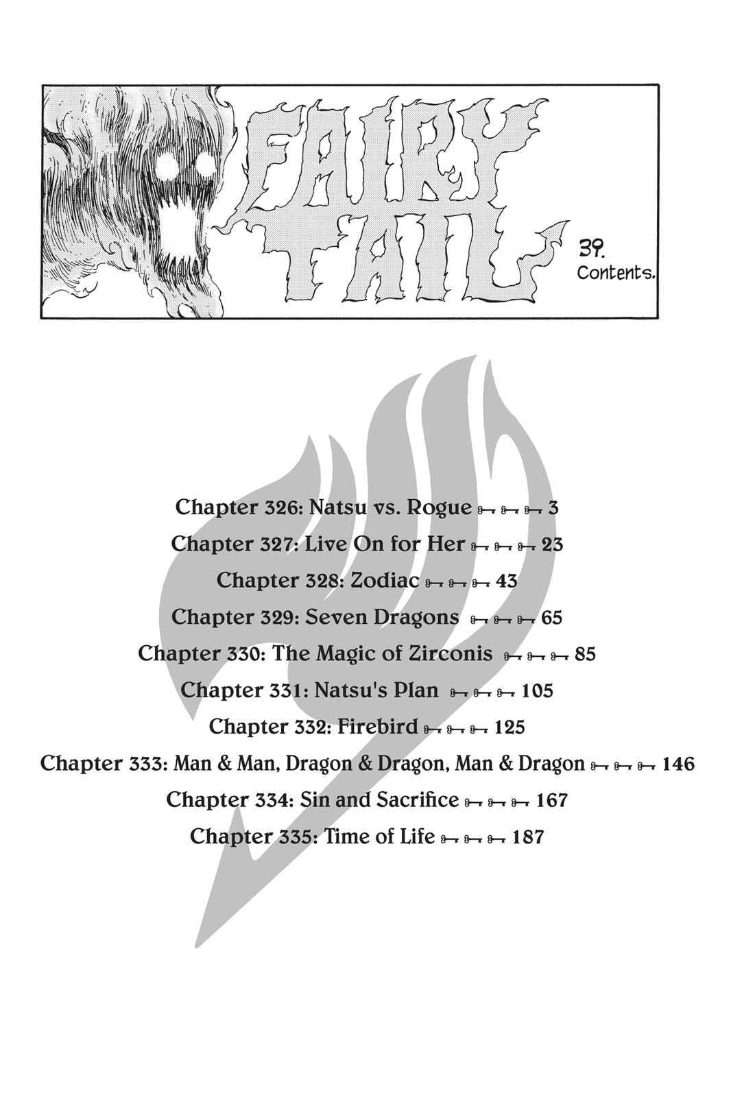 Fairy Tail Chapter 326 Page 4