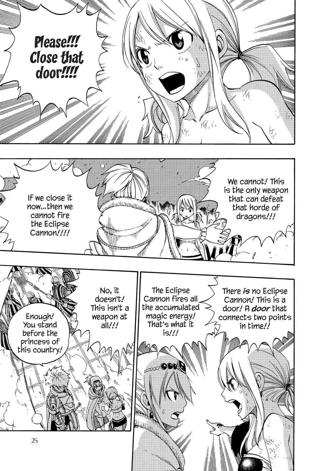 Fairy Tail Chapter 327 Page 3