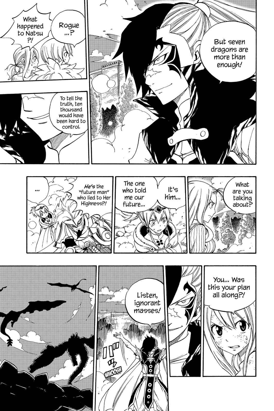 Fairy Tail Chapter 328 Page 11