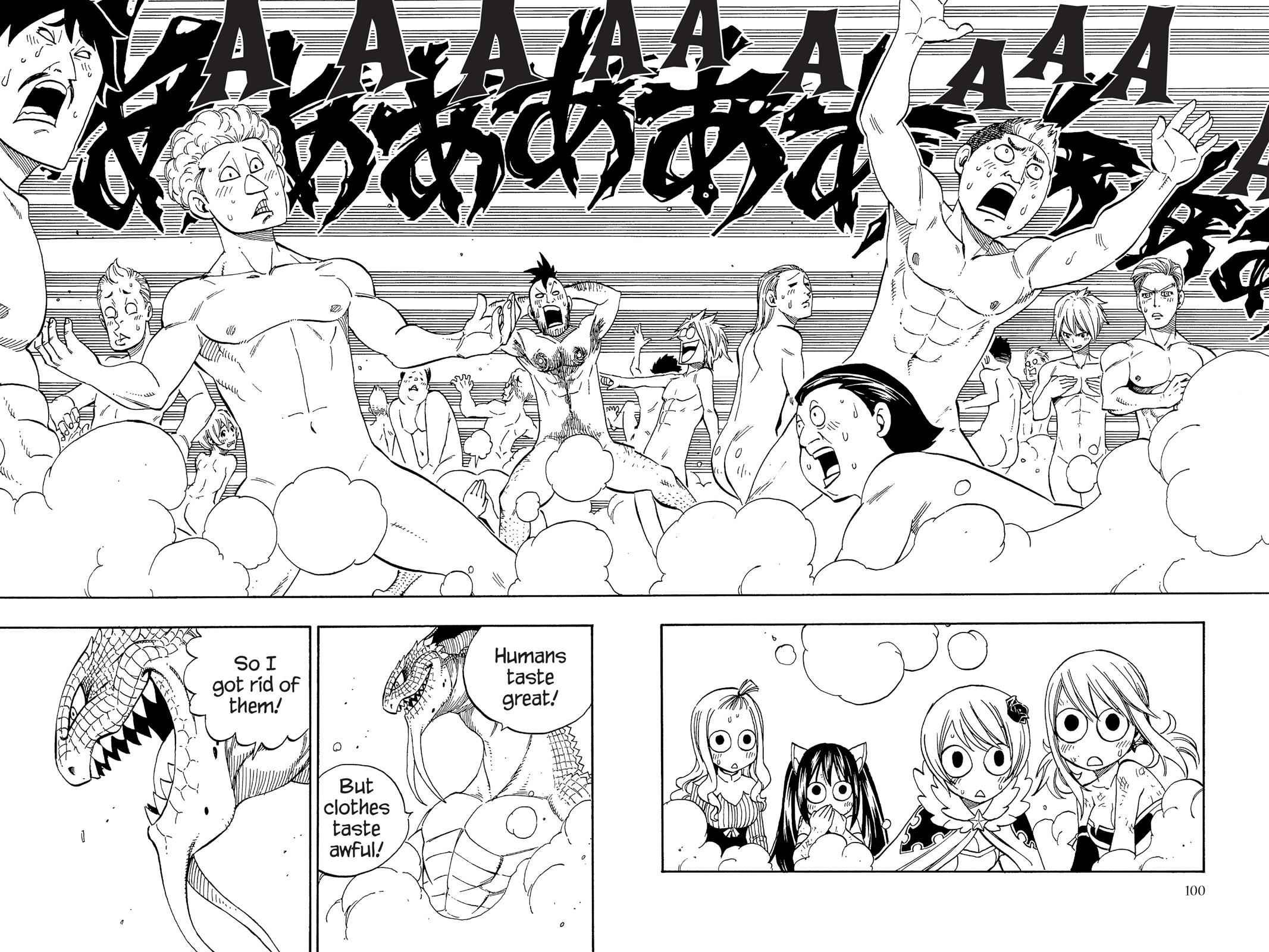 Fairy Tail Chapter 330 Page 16