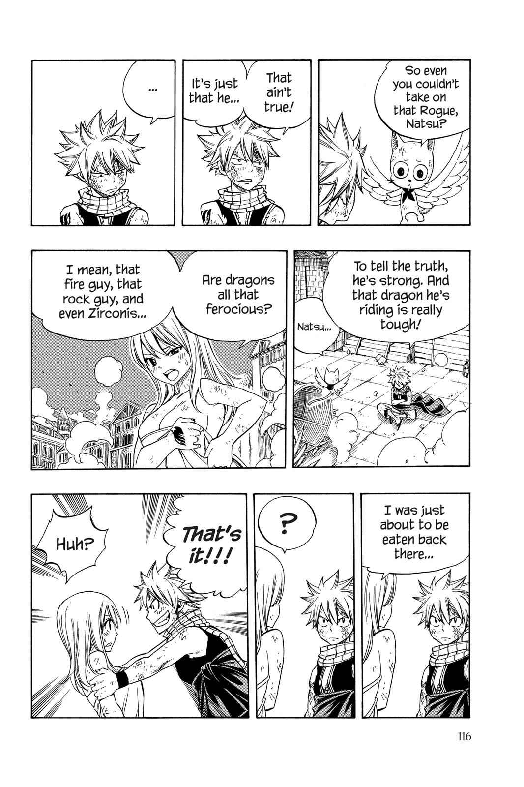 Fairy Tail Chapter 331 Page 12