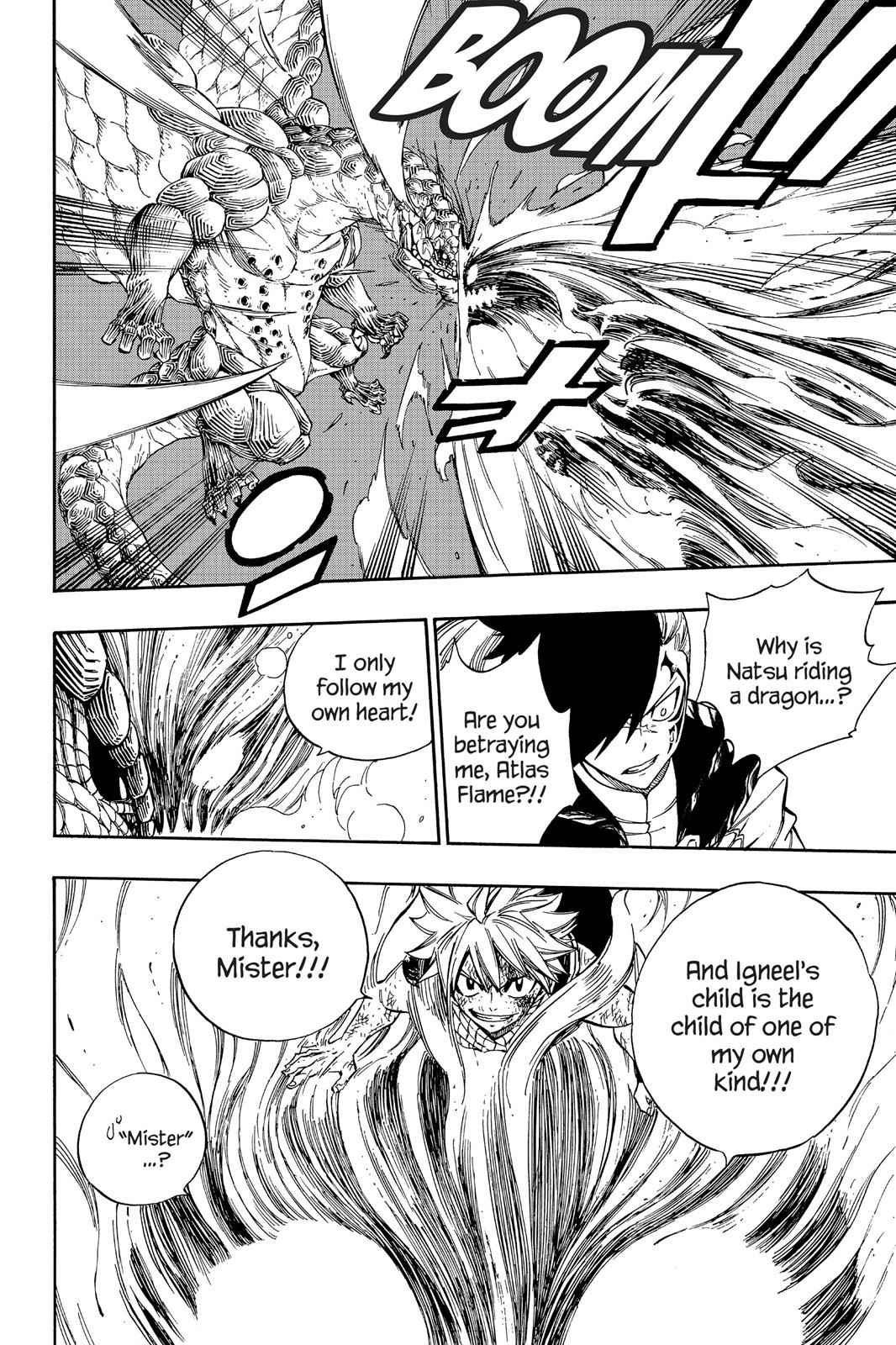 Fairy Tail Chapter 332 Page 18