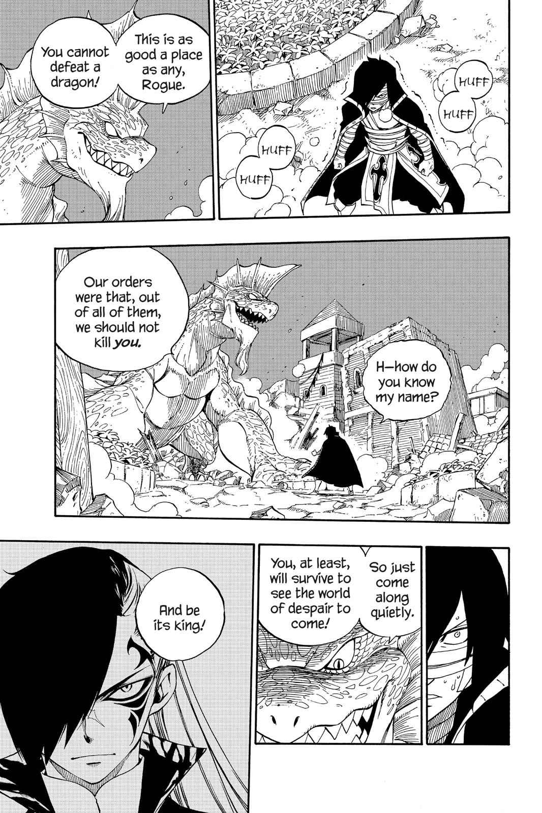 Fairy Tail Chapter 333 Page 12