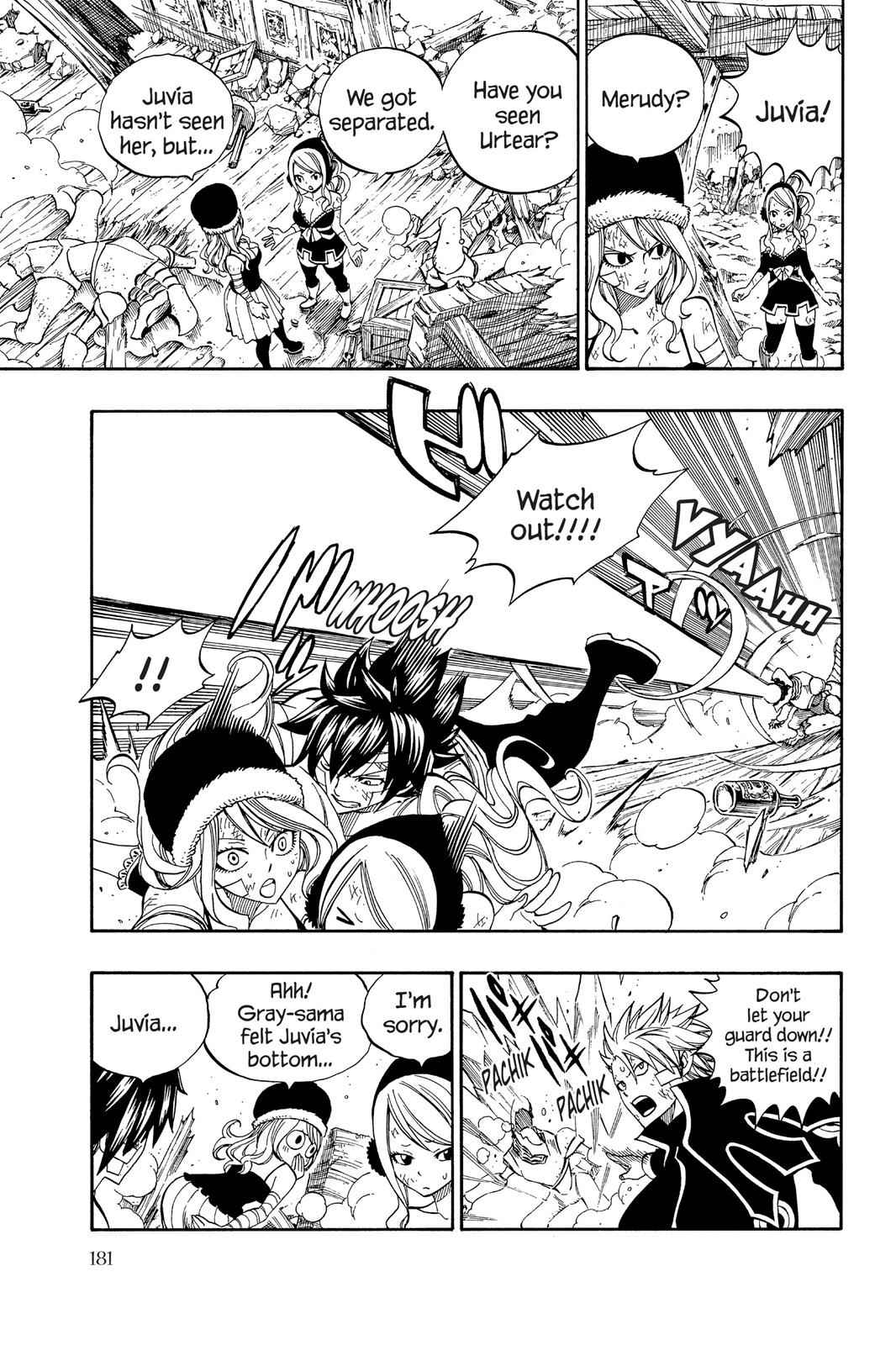 Fairy Tail Chapter 334 Page 15