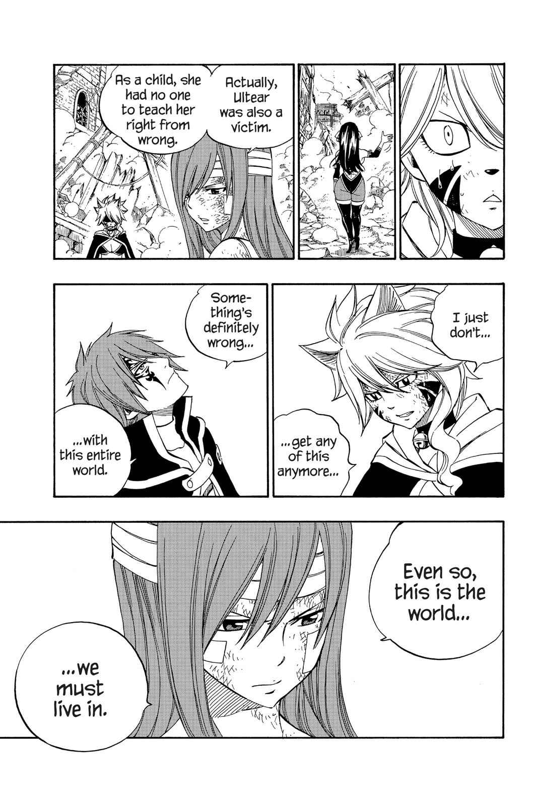 Fairy Tail Chapter 334 Page 7