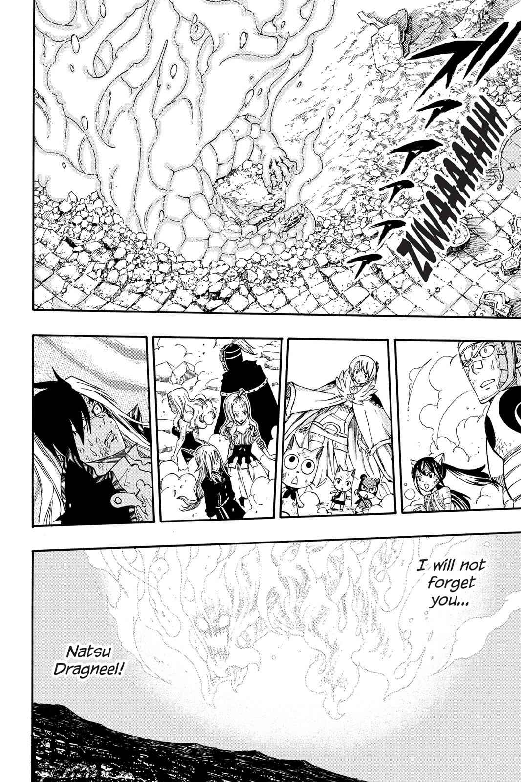 Fairy Tail Chapter 337 Page 10