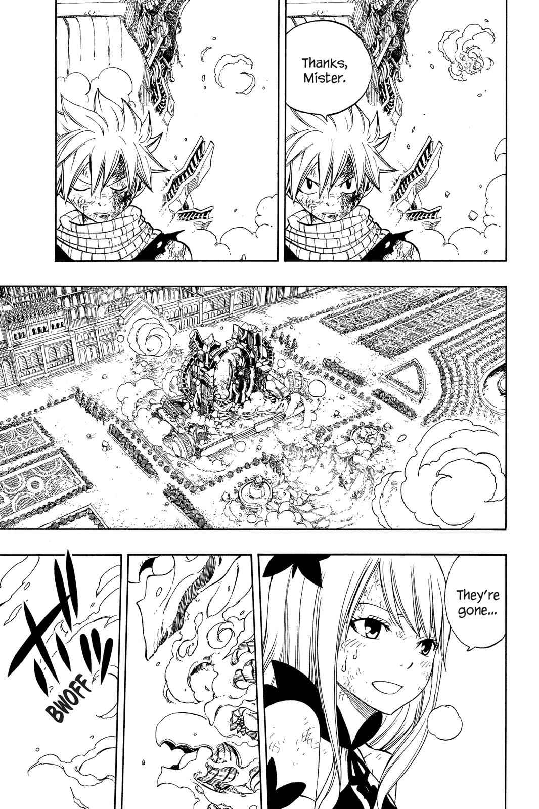 Fairy Tail Chapter 337 Page 11
