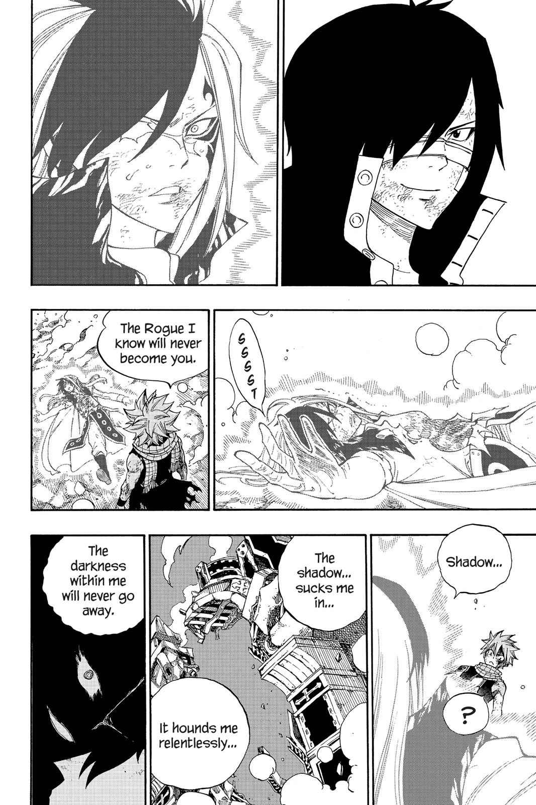 Fairy Tail Chapter 337 Page 14