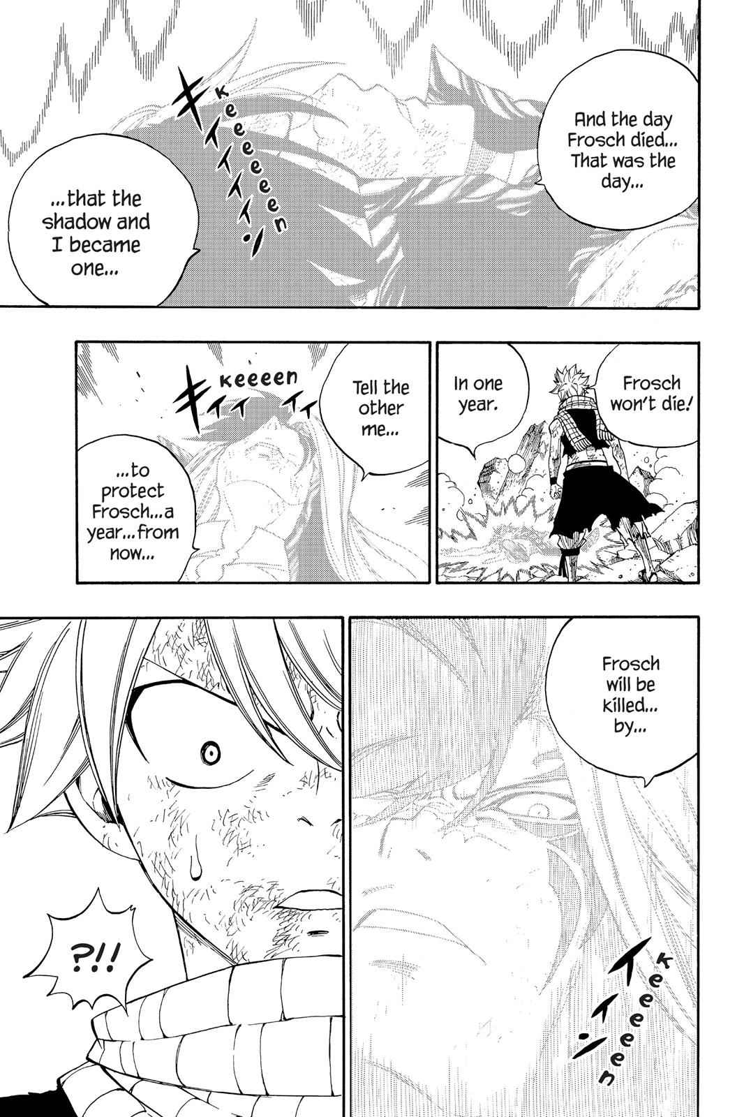Fairy Tail Chapter 337 Page 15