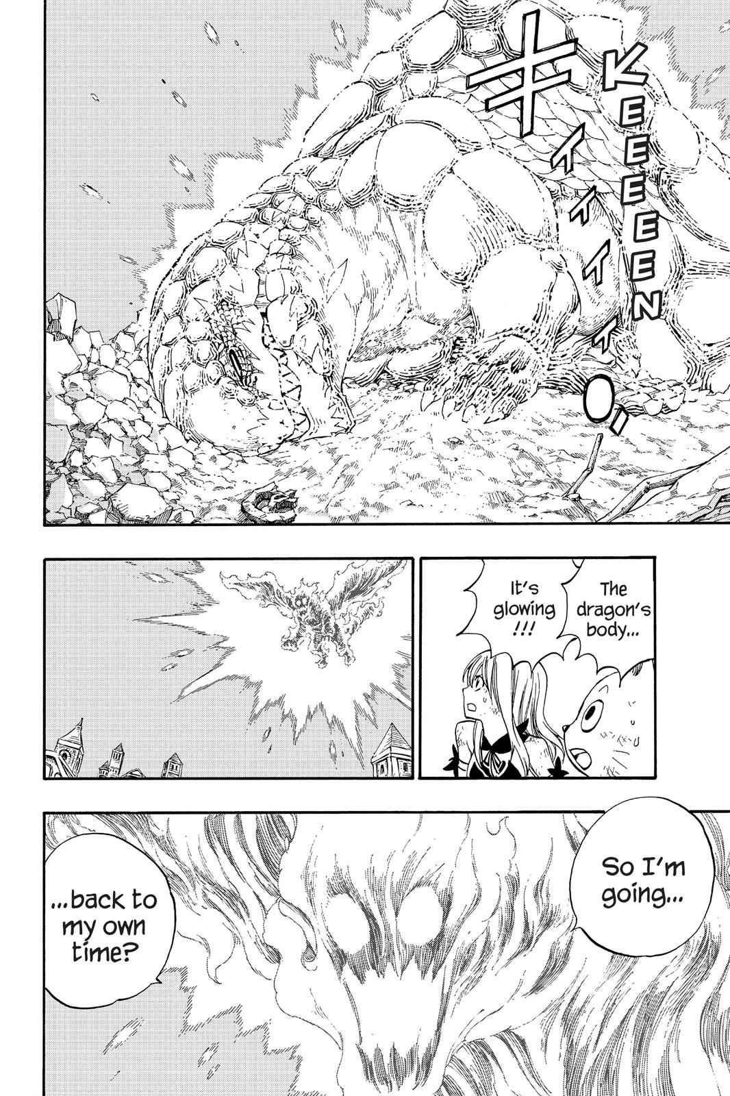 Fairy Tail Chapter 337 Page 4