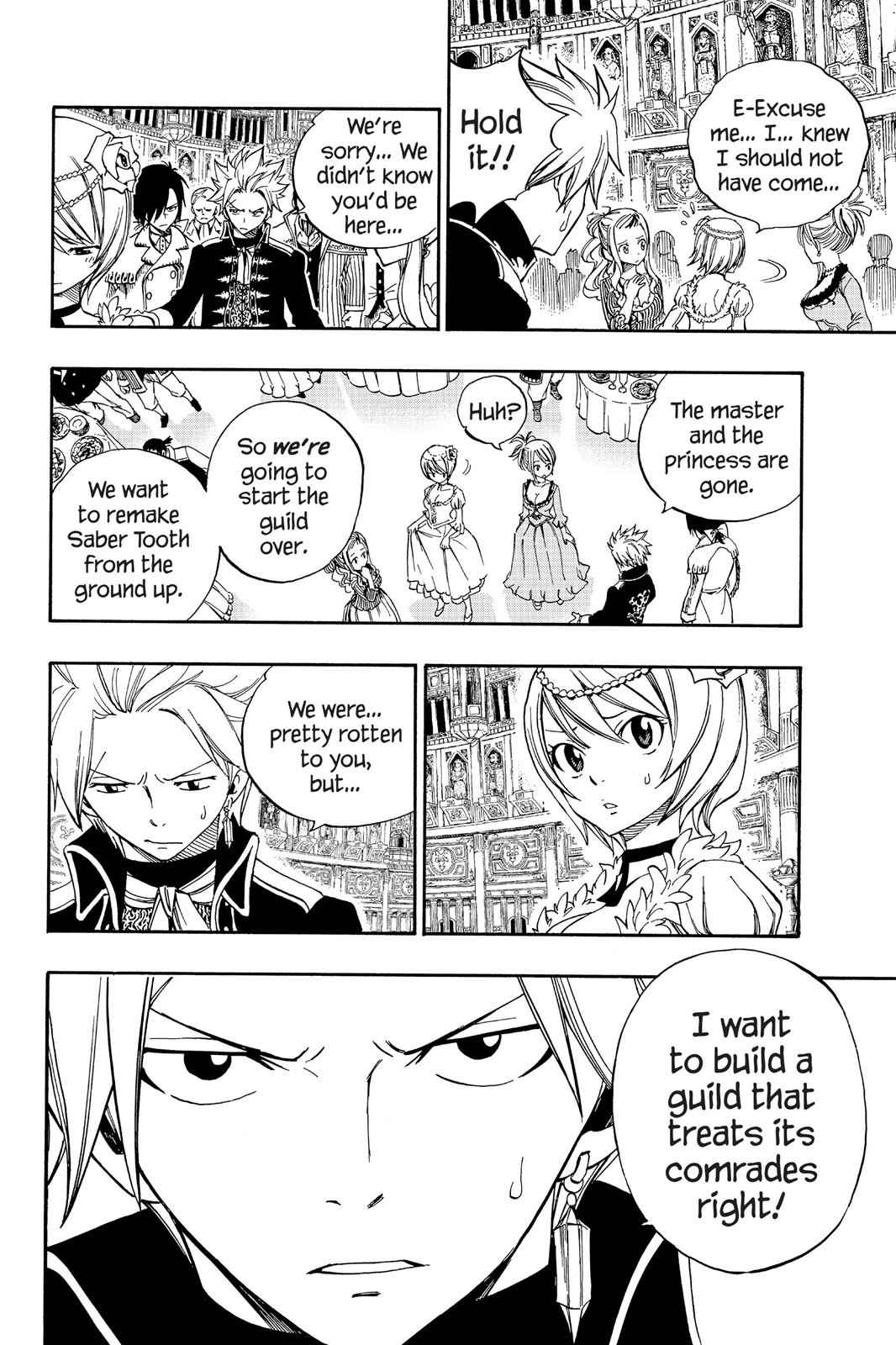 Fairy Tail Chapter 338 Page 14