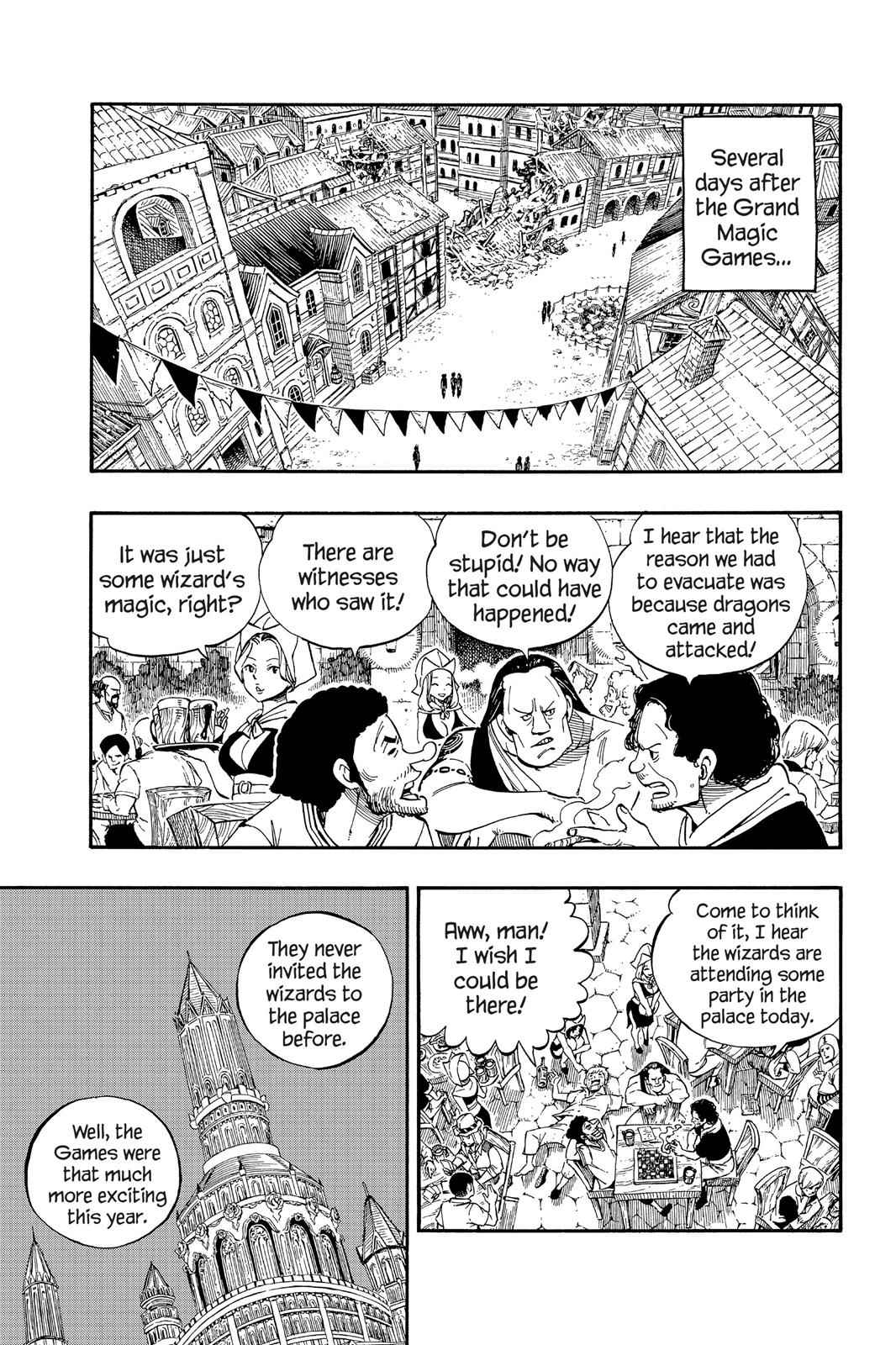 Fairy Tail Chapter 338 Page 4