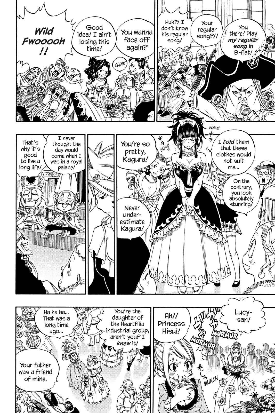 Fairy Tail Chapter 338 Page 6