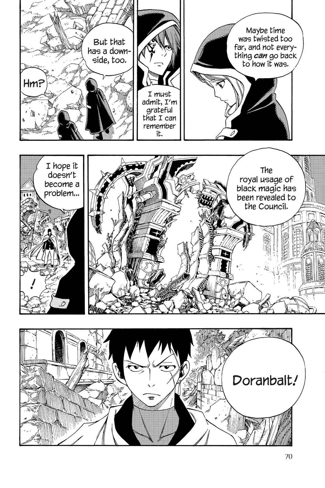 Fairy Tail Chapter 339 Page 3