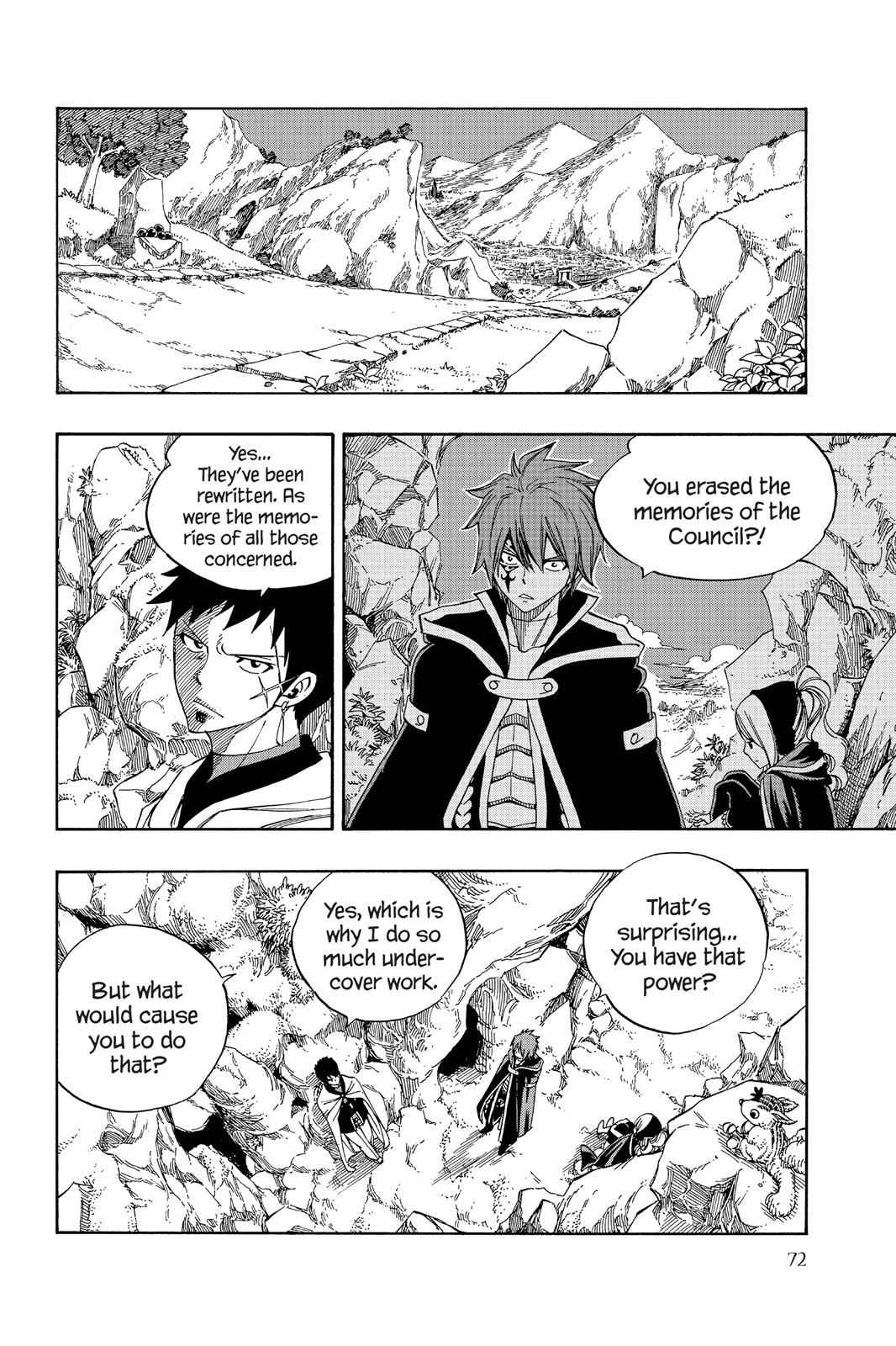 Fairy Tail Chapter 339 Page 5