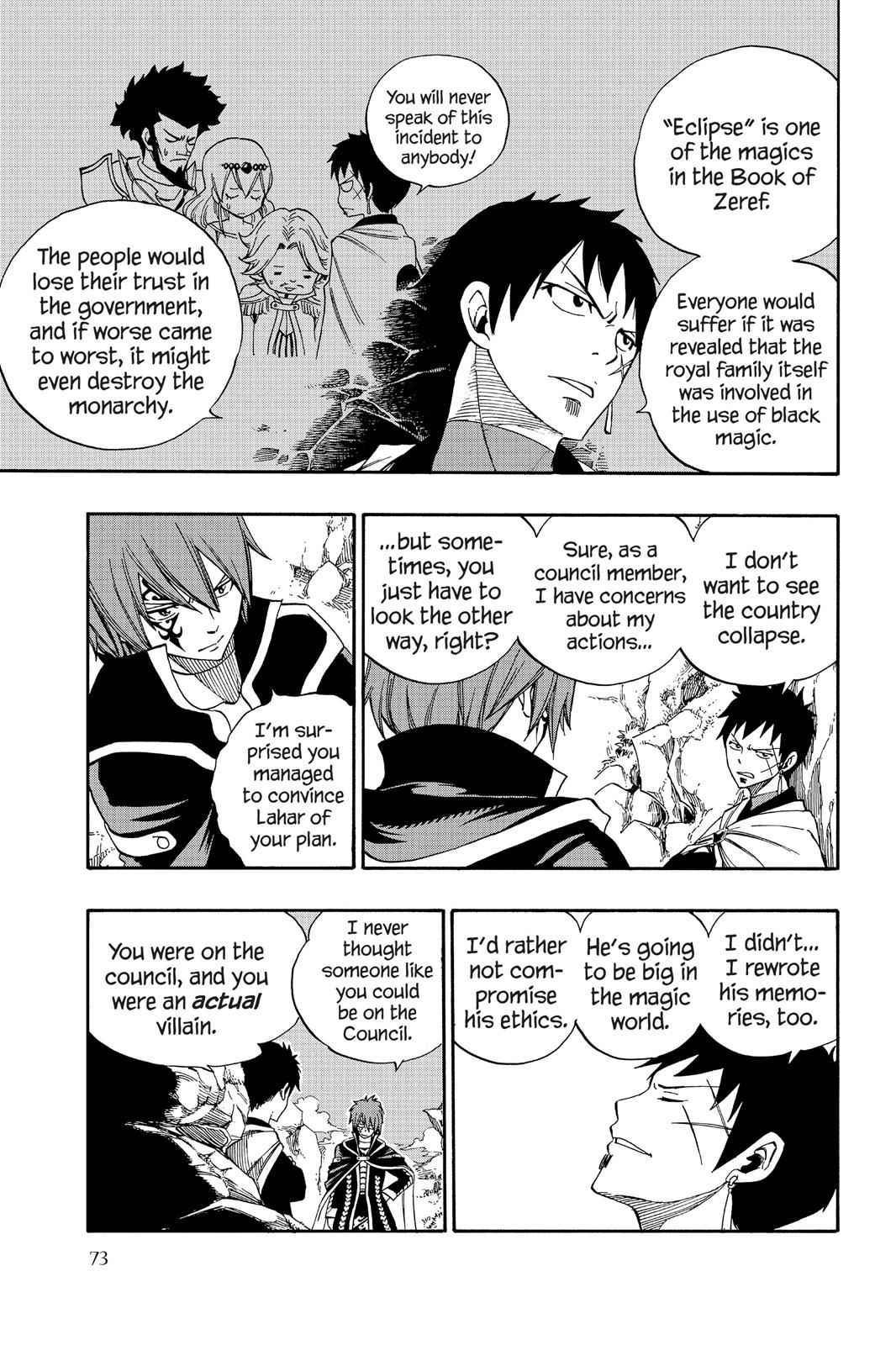Fairy Tail Chapter 339 Page 6