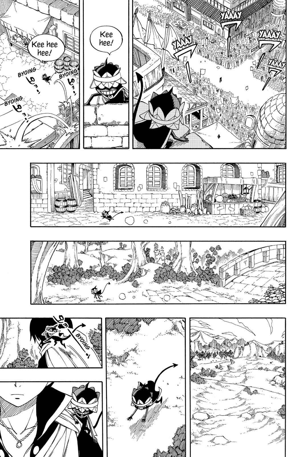 Fairy Tail Chapter 340 Page 10
