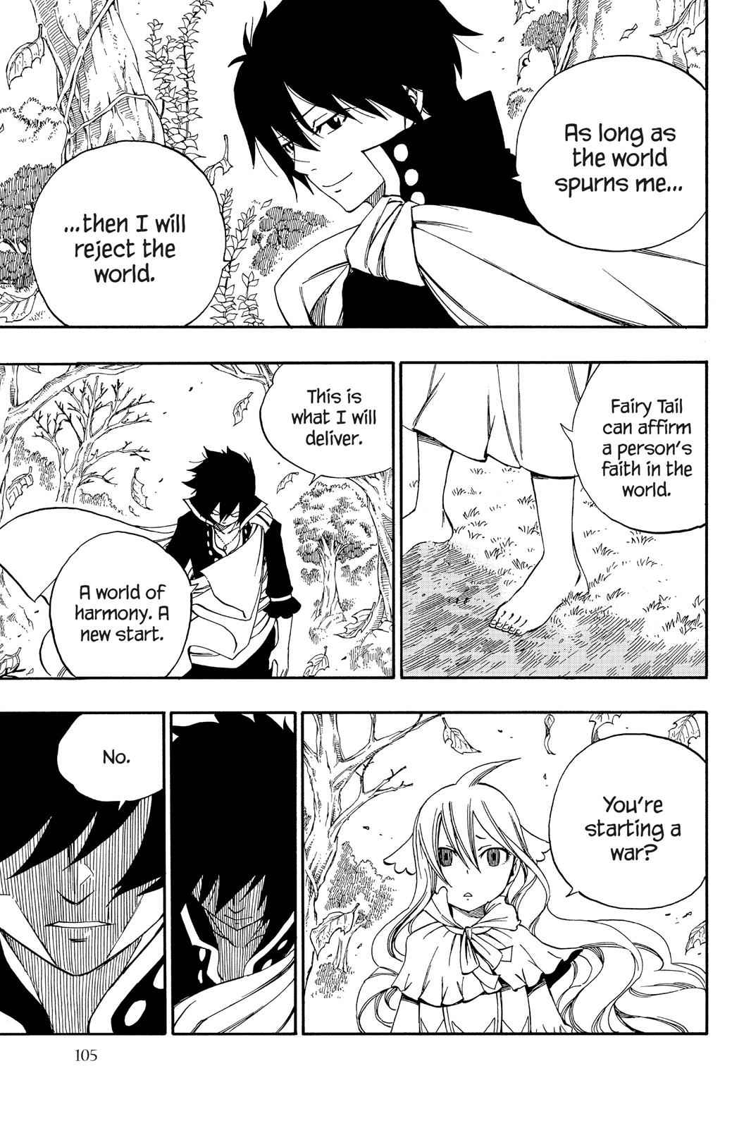 Fairy Tail Chapter 340 Page 14